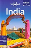 Front cover for the book Lonely Planet India by Sarina Singh