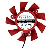 FD7015H12S 12V 0.43A 65mm 4 Pin Replacement Cooling Fan for HD7790 R9 270 Graphics Card Fan