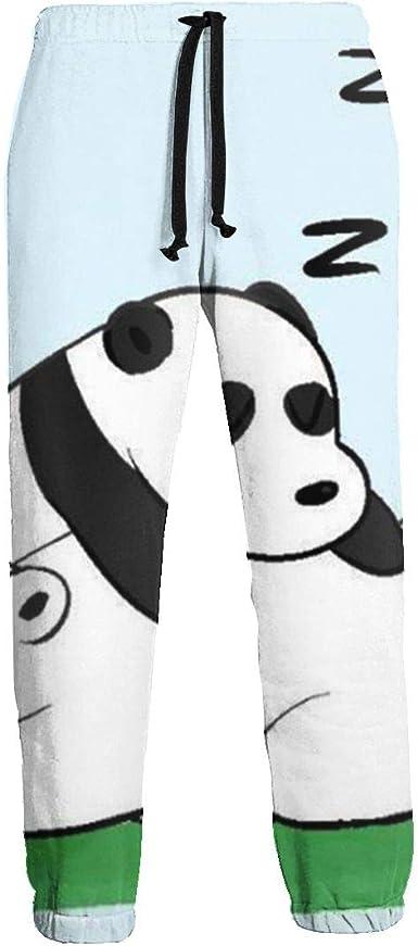 We Bare Bears Polar Bear Ice Bear Pantalones de chándal de Hip Hop ...