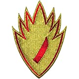 Marvel Avengers Xmen Guardians of the Galaxy Crest Patch Gift Set