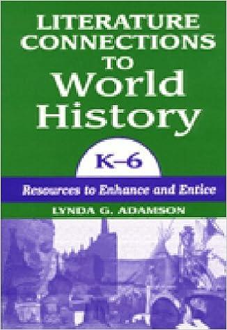 Bittorrent Descargar En Español Literature Connections To World History K6: Resources To Enhance And Entice PDF Gratis