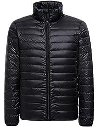Lightweight Packable Down Jacket For Men,Outwear Puffer Down Coats