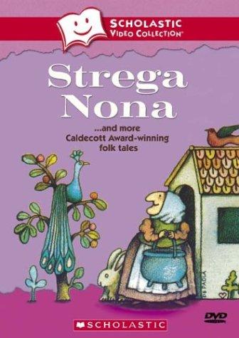 Strega Nona... and More Caldecott Award-Winning Folk Tales (Scholastic Video (Award Winning Collection)