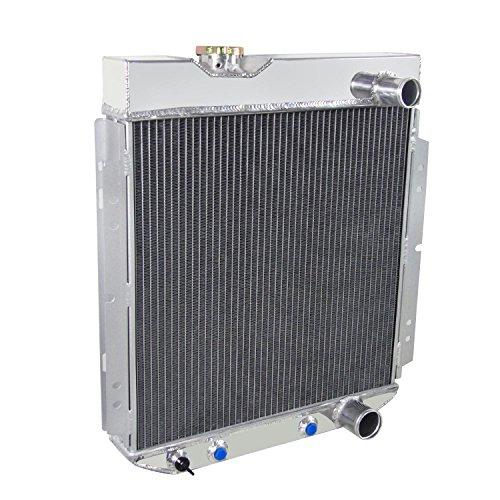 mustang 66 radiator - 9