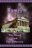 Homer, the Iliad and the Odyssey, Homer, 0977340007