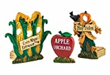 Department 56 Village Harvest Fields Fun Signs Accessory Figurine, 3.25 inch