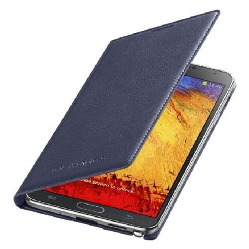B - blue - Protective cover for GALAXY Note 3 ()