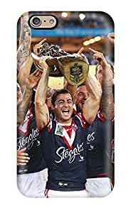 shameeza jamaludeen's Shop 6291512K55155303 Premium Sydney Roosters Grand Final Win Over Manly 2013 Back Cover Snap On Case For Iphone 6