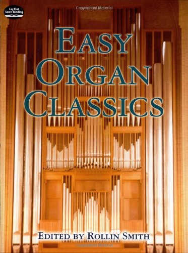Easy Organ Classics (Dover Music for -