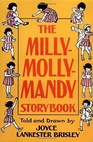 book cover of The Milly-Molly-Mandy Storybook