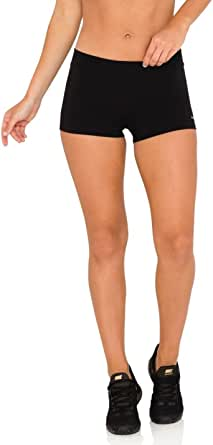 Rockwear Activewear Women's C Candice Booty Short from Size 4-18 for Booty Low Bottoms Leggings + Yoga Pants+ Yoga Tights