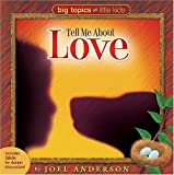 Tell Me about Love, Joel Anderson, 1400306167