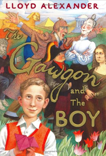 Read Online The Gawgon and The Boy PDF