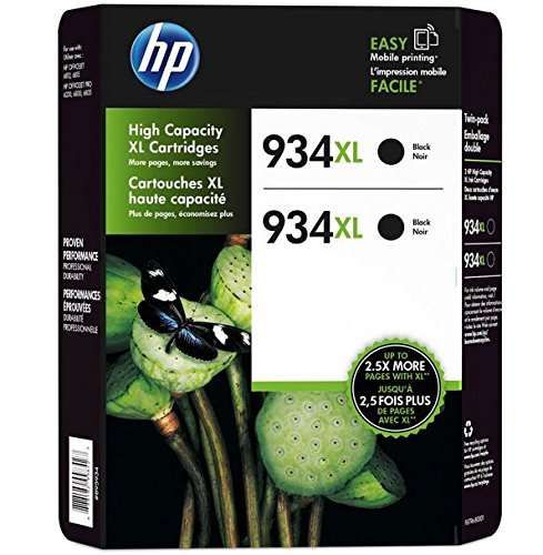 Genuine HP 934XL Retail Package product image