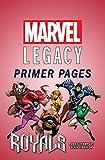 Royals - Marvel Legacy Primer Pages (Royals (2017-))