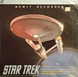 STAR TREK VOLUME ONE: IS THERE IN TRUTH NO BEAUTY? / PARADISE SYNDROME (TV MUSIC LP, 1985)