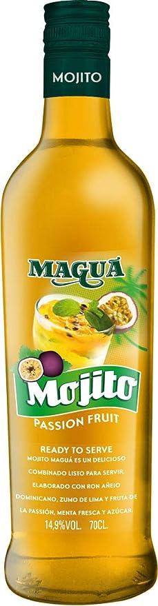 Maguá Mojito passion fruit - 6 botellas x 700 ml - Total ...