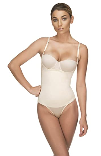 9fbf176f54 Vedette Braless Body Shaper (107 Panty)(111 Thong)  Amazon.co.uk  Clothing