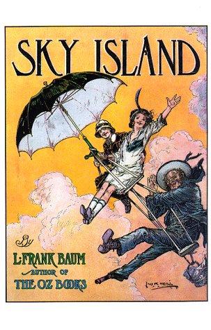 book cover of Sky Island