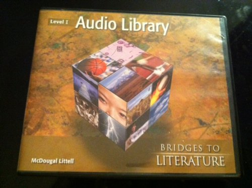 McDougal Littell Language of Literature: Audio Library CD Package Grade 6