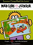 Summer Camp Mad Libs Junior, Leonard Stern and Roger Price, 0843113634