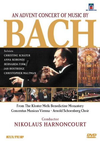 Nikolaus Harnoncourt: An Advent Concert of Music by Bach -
