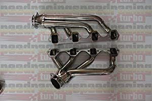 speedracingturbo Exhaust Header For Small Block Ford 289-302 Blockhugger Stainless steel SBF NEW