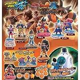 Dragon Ball Kai Dragon Ball Capsule Neo 12 rival hen bonus parts with full color set of 7 (japan import)