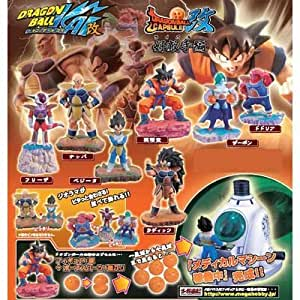 Dragon Ball Kai Dragon Ball Capsule Neo 12 rival hen bonus parts with full color set of 7 (japan import)