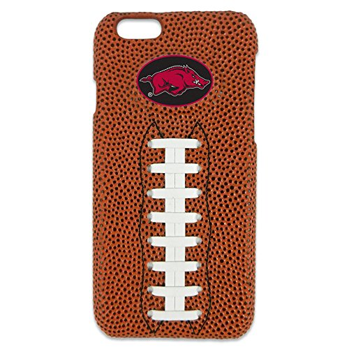 as Razorbacks Classic Football iPhone 6 Case, Brown ()