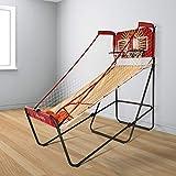 Lanos Basketball Arcade Game, Double Electronic