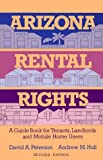 Arizona Rental Rights, David A. Peterson and Andrew M. Hull, 0935182632