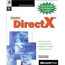 atelier directx (avec cd-rom)
