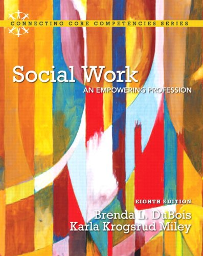 Social Work:Empowering Prof. W/Access