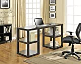 Ameriwood Home Parsons Deluxe Desk, Espresso