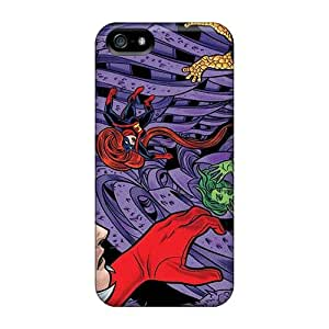 Shock Absorption Hard Phone Cover For Iphone 5/5s With Customized HD Ant Man Series AnnaDubois