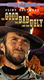 The Good, the Bad and the Ugly [VHS]