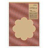 Midori Oneside Transparent Gift Bag M Size 12 sheets - Window