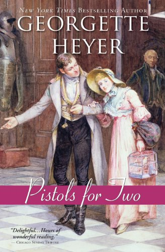 Pistols for Two (Regency Romances Book 20)