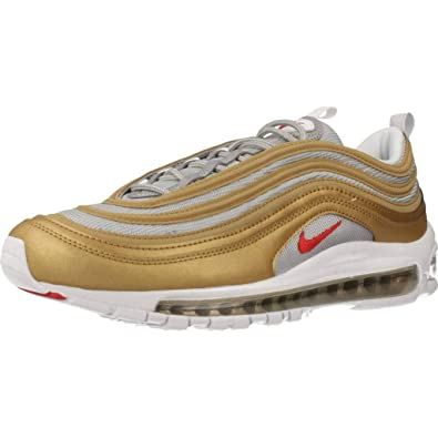 506dcb9c4fa Nike Air Max 97 SSL BV0306-700 Or Chaussures Homme Sneaker Baskets  Pointure  EU