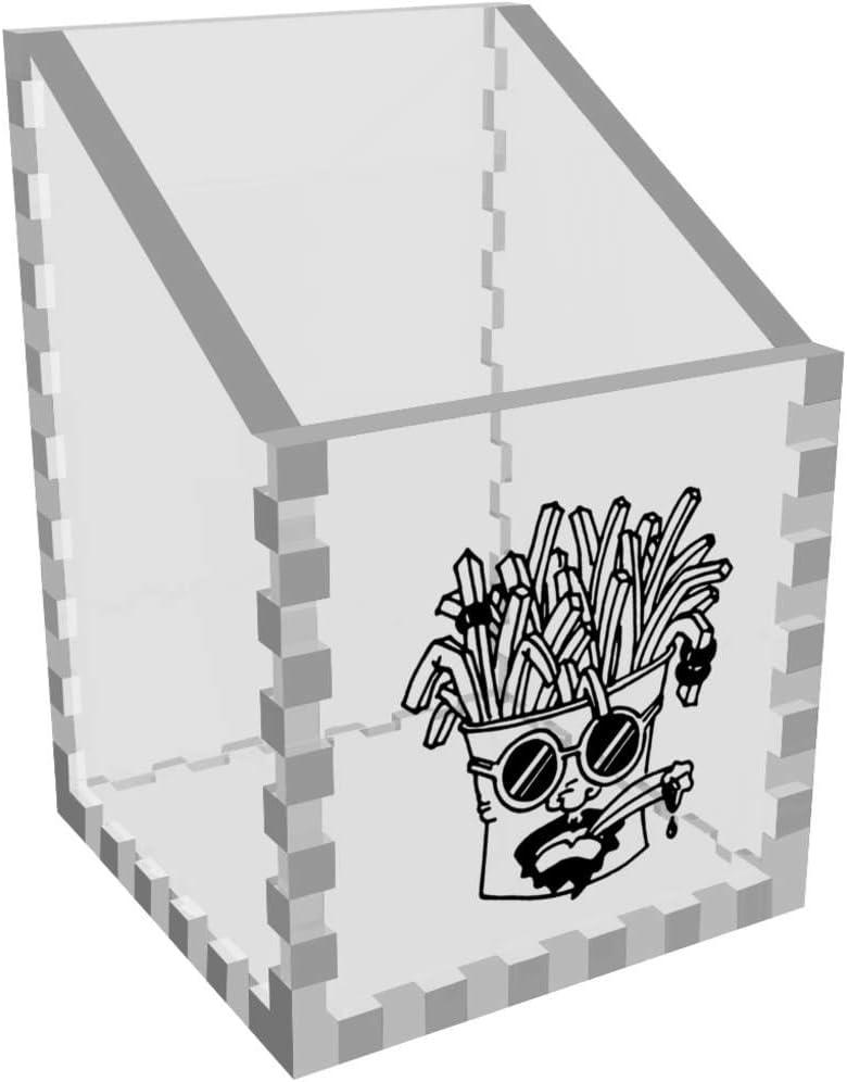 Organiseur de Bureau Azeeda Caract/ère de Frites Pot /à Crayons DT00010481