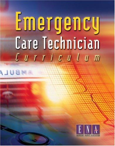 Emergency Care Technician Curriculum by Brand: Jones Bartlett Learning