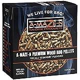 A-MAZE-N - 100% Mesquite BBQ Pellets - Smoker Chips - Grilling - 2 lb