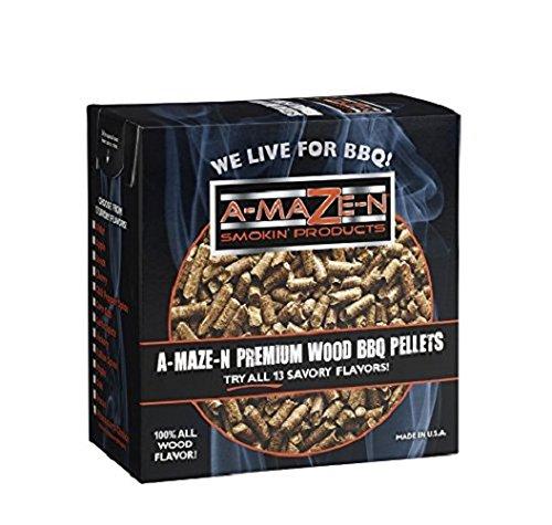 A-MAZE-N 1 AMNP2-STD-0007 00% Maple BBQ Pellets, 2 lb