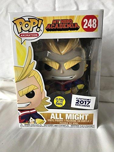 Funko POP! My Hero Academia All Might Glow In The Dark #248