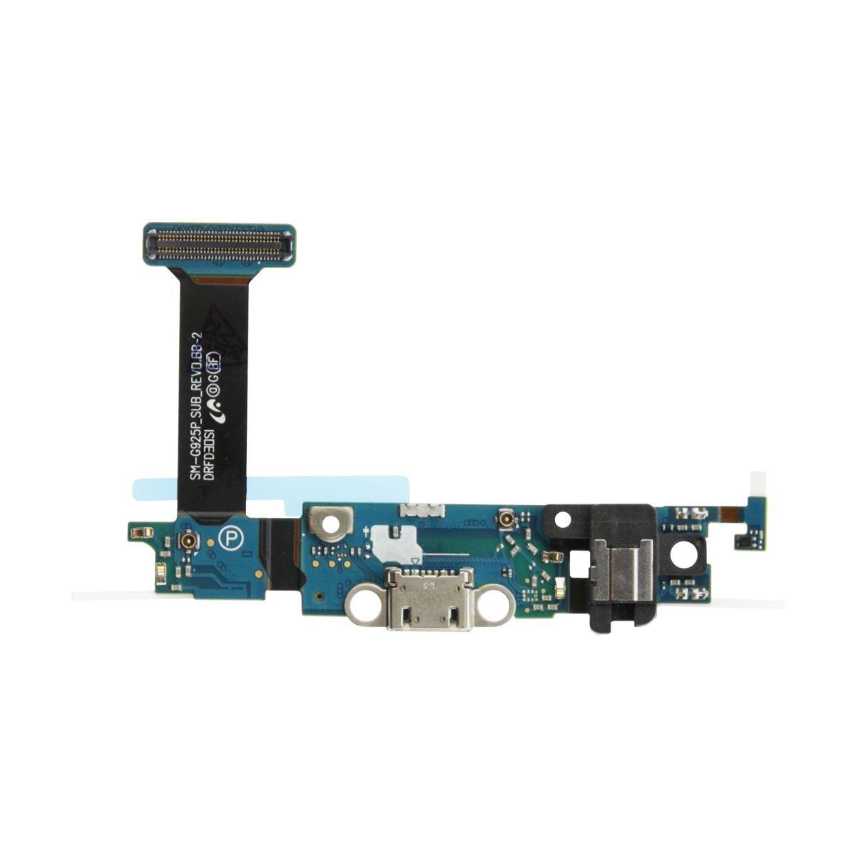 Puerto De Carga Para Samsung S6 Edge  G925p Sm-g925p S