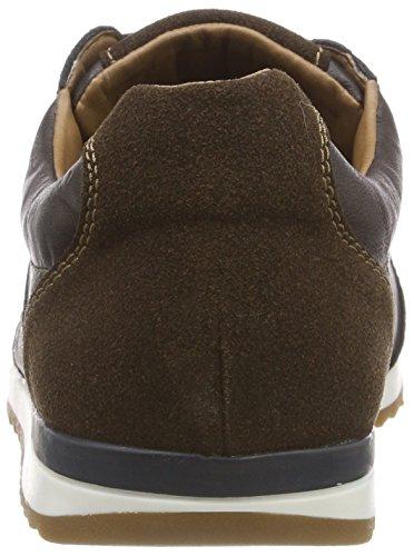 26 Royal Marron Kakao Moro Homme Sneakers Basses 19330 Rieker 8FHPgg