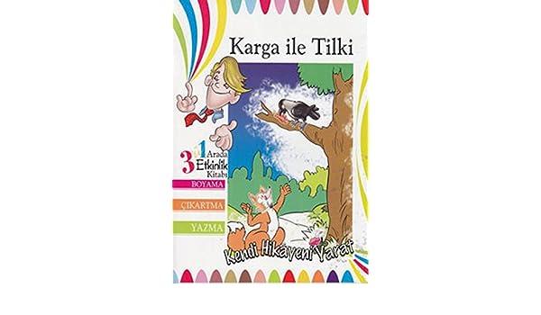Karga Ile Tilki Kolektif 9786053740827 Amazoncom Books