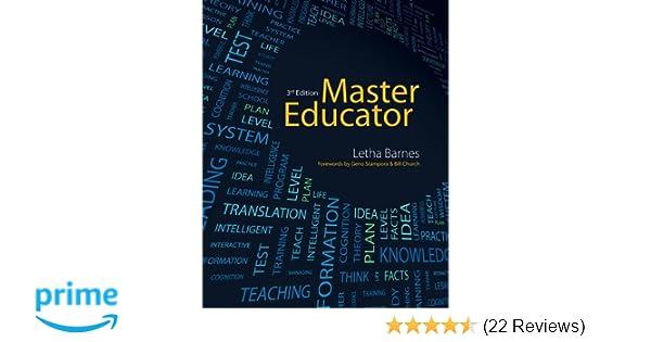 Master educator mindtap course list letha barnes 9781133693697 master educator mindtap course list letha barnes 9781133693697 amazon books fandeluxe Images