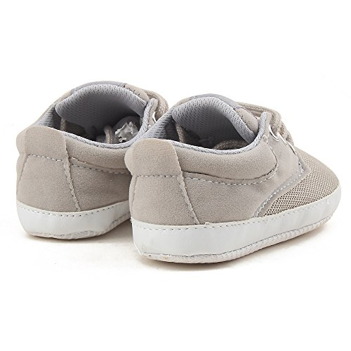 Pictures of OOSAKU Baby Breathable Mesh Sneakers Lace up 4